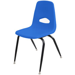 "Stackable 17 1/2"" Teacher Chairs"