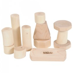 Bambino Branch Blocks - Set of 12