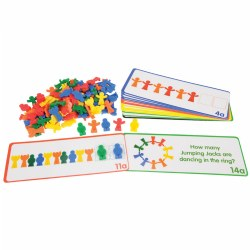 Jumping Jacks and Pattern Cards
