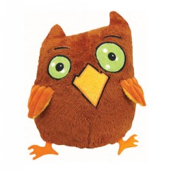 Peek-A-Who? Plush Owl