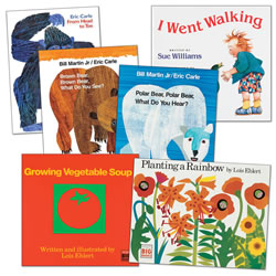 Children's Favorite Big Book Set - Set of 6