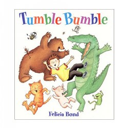 Tumble Bumble - Board Book