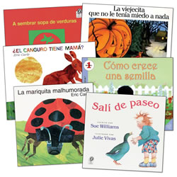 Traditional Stories in Spanish Book Set - Set of 6