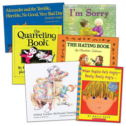 Learning to Manage Your Feelings Book Set - Set of 6