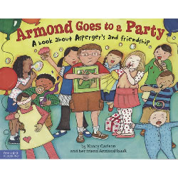 Armond Goes to a Party - Paperback