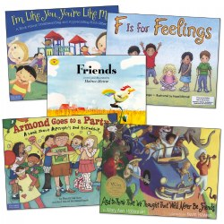 Friendship and Feelings Books - Set of 5