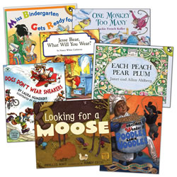 Phonemic Awareness Books - Set of 7