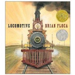 Locomotive - Hardcover