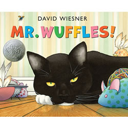 Mr. Wuffles! - Hardcover