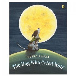The Dog Who Cried Wolf - Paperback