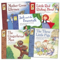 Classic Fairy Tales - Set of 5