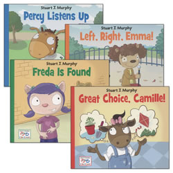 Learning Skills That Are Important Book Set (Set of 4)