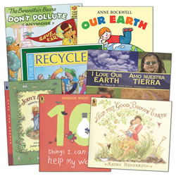 Nurture Our Earth Book Set (Set of 7)