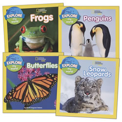 Explore My World Book Set (Set of 4)