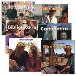 Spanish Career Book Set (Set of 6)