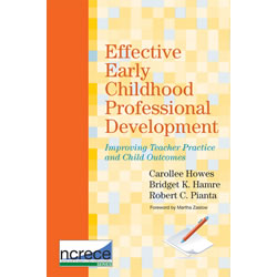 role as a professional in early childhood Professional development in early childhood education - the first few years of a young child's life, from birth to four years old, are very critical to his/her overall development, due to most of the time, teacher professionals are individuals who play the key and an active role in their early childhood development are teacher.