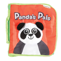 Image of Panda Pals - Cloth Book