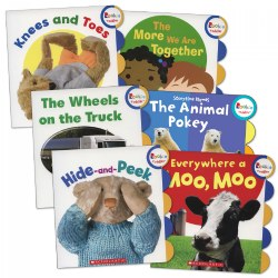 Sing-Along Board Book - Set of 6