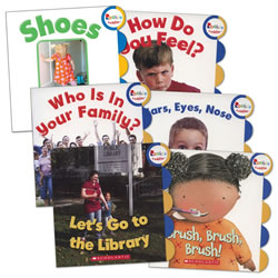 All About Me Book Set (Set of 6)