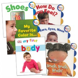 All About Me Books - Set of 6