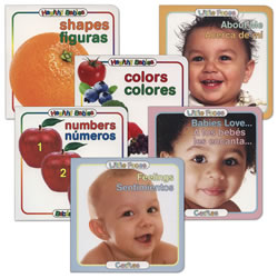 Bilingual Assortment Board Book Set - Set of 6