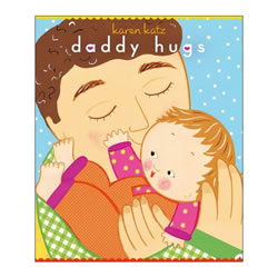 Daddy hugs - Board Book