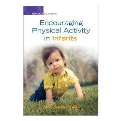Encouraging Physical Activity in Infants - Paperback