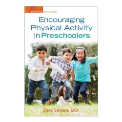 Encouraging Physical Activity in Preschoolers - Paperback