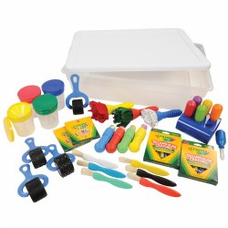 Toddlers & Twos: Creating with Art Kit