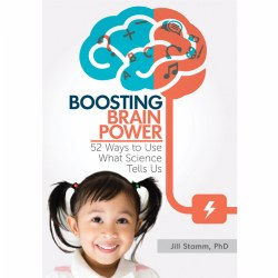 Boosting Brain Power: 52 Ways to Use What Science Tells Us - Paperback