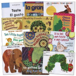 Spanish Read Aloud Book Set (Set of 12)