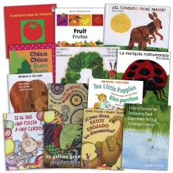 Nemours® BrightStart! Spanish Read Aloud Book Set - Set of 13
