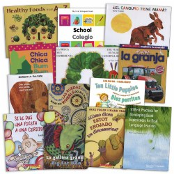 Nemours® BrightStart! Spanish Read Aloud Book Set (Set of 13)