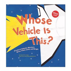 Whose Vehicle Is This? - Paperback