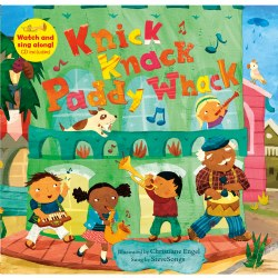 Knick Knack Paddy Whack - Paperback with Enhanced CD