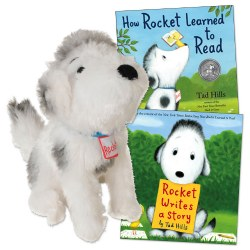 Rocket Doll and Book Set (Set of 2)