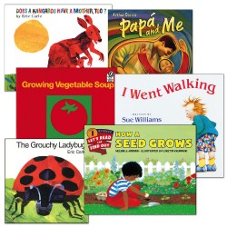 Traditional Stories Books - Set of 6