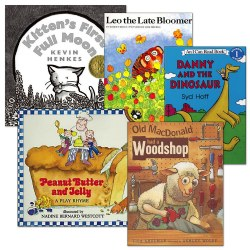 Classic Stories for Enhancing Vocabulary Books - Set of 5