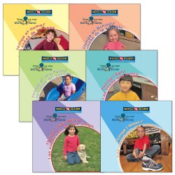 All About Who I Am Bilingual Book Set - Paperback - Set of 6