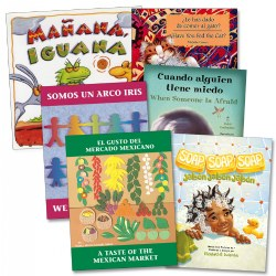 Bilingual Children's Book Set (Set of 6) - Paperback