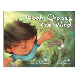 Noah Chases the Wind - Hardback