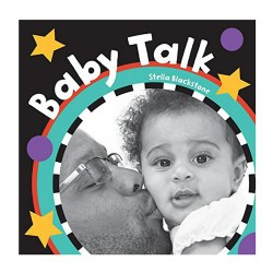 Baby Talk - Board Book