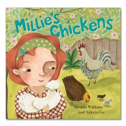 Millie's Chickens - Paperback