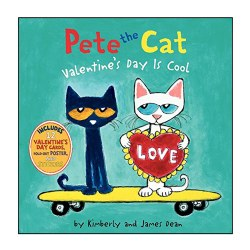 Pete the Cat: Valentine's Day Is Cool - Hardcover