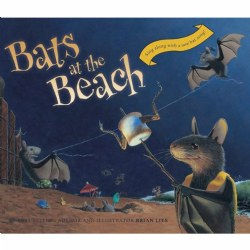 Bats at the Beach - Lap Board Book