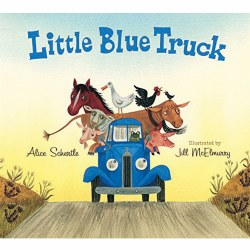 Image of Little Blue Truck - Lap Board Book