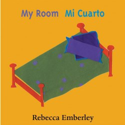 My Room / Mi Cuarto - Bilingual Board Book