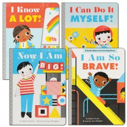 Empowering Board Books - Set of 4
