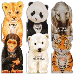 My Little Animal Friends (Set of 6)