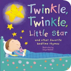 Twinkle Twinkle Little Star - Board Book